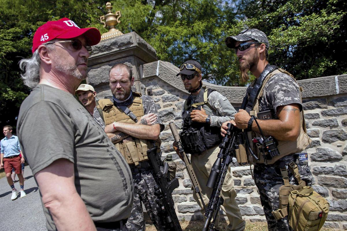 Militias in Pennsylvania