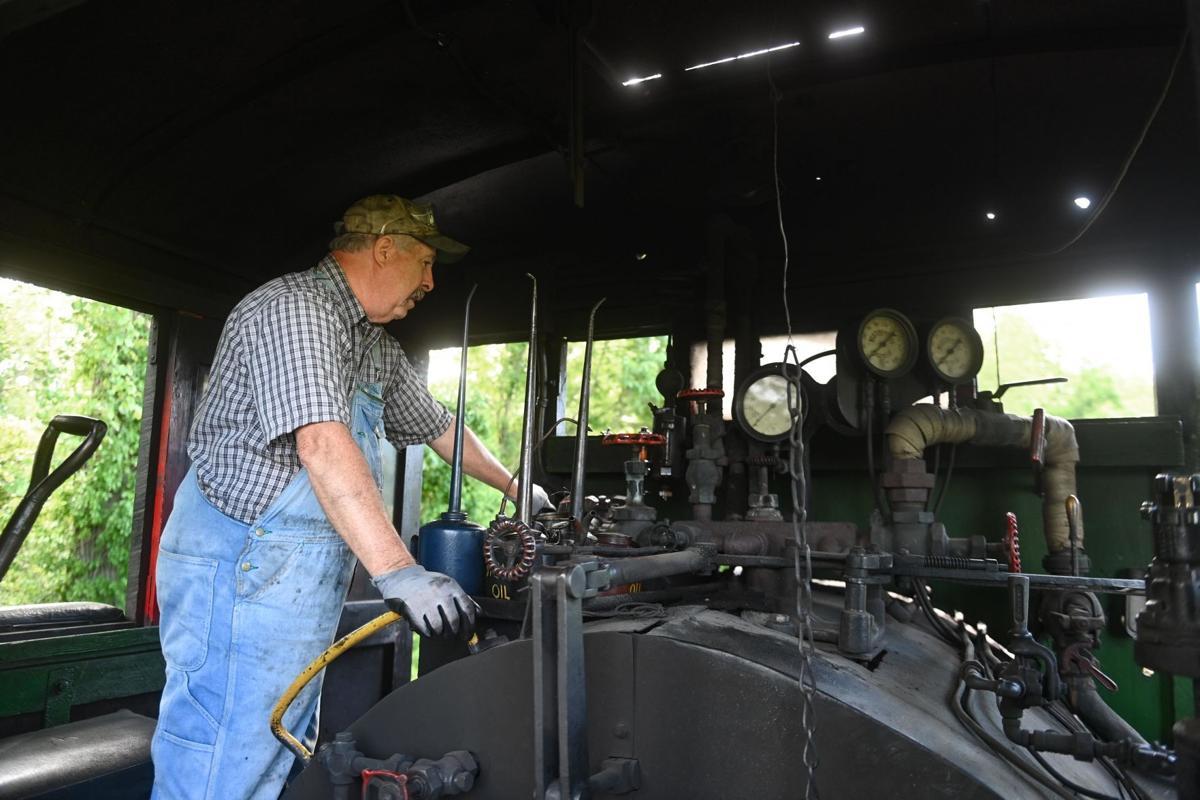 Williams Grove Steam Train 3
