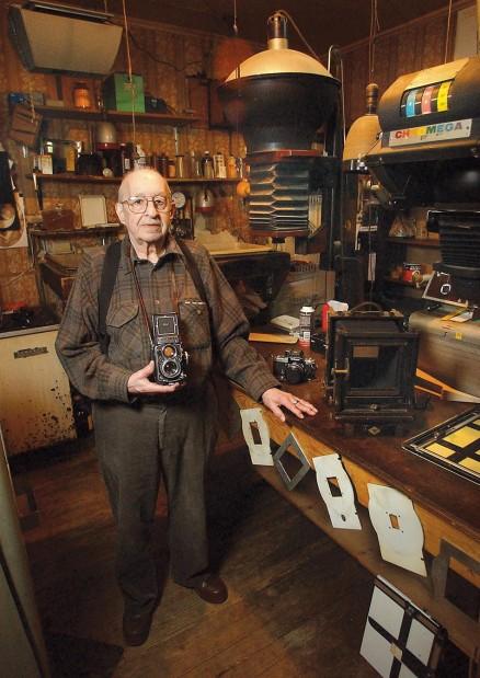 Photographic memories of James Steinmetz
