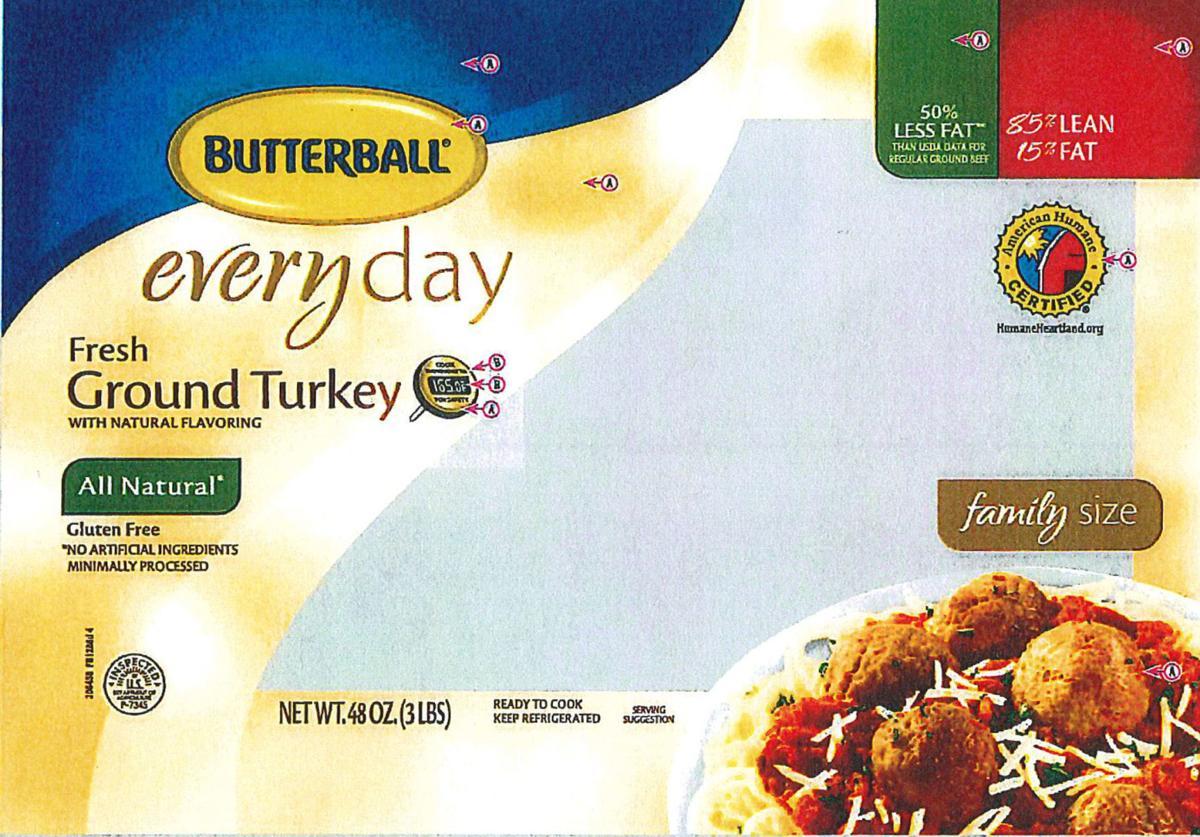 Recall Butterball