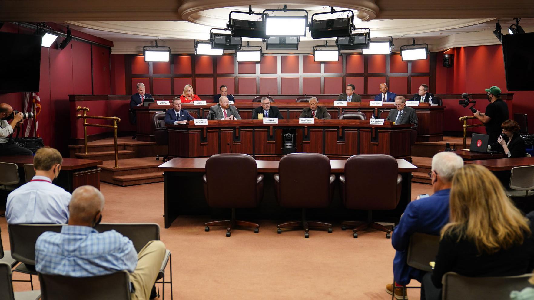 GOP lawmakers vote for subpoena seeking Pa. voter information