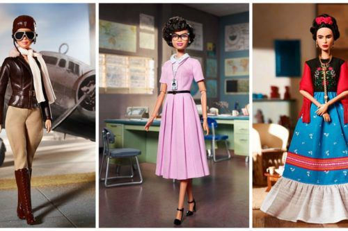 Mattel Is Releasing 17 New Barbie Dolls Honoring Strong Female Role Models