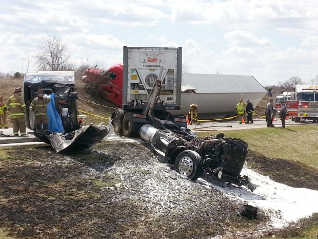 Coroner Ids Victims In Wednesday S Double Fatal Crash On I 81