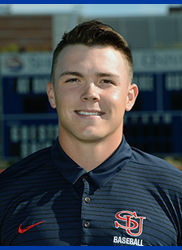 Shippensburg baseball: Michael Hope
