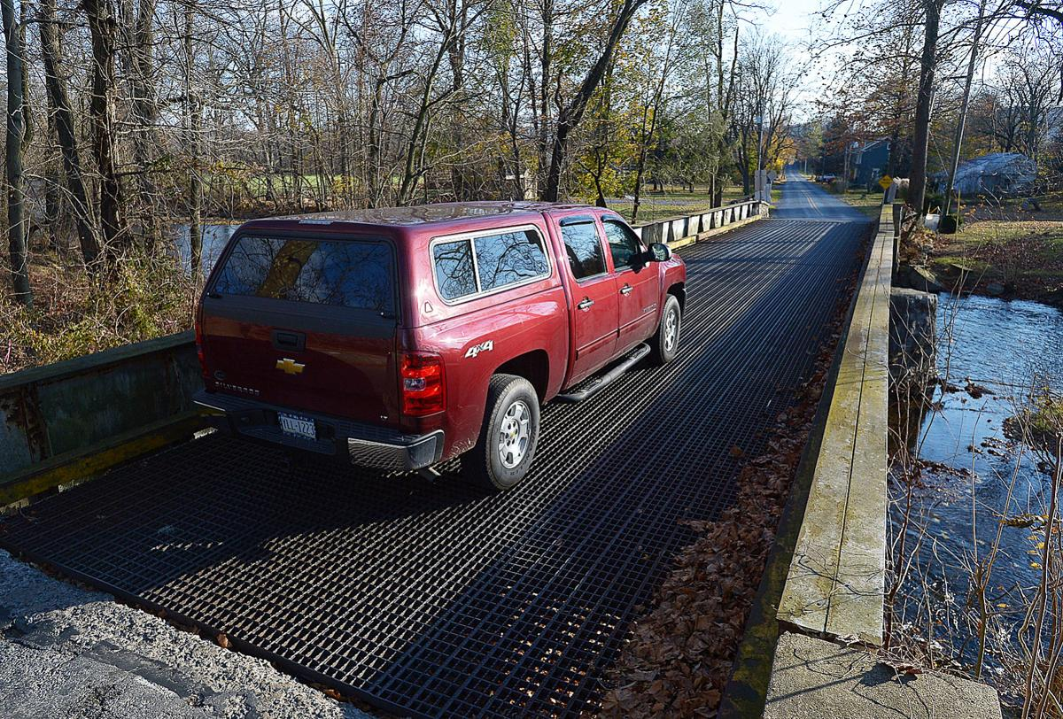 Kunkle Bridge closed in South Middleton Township | Boiling