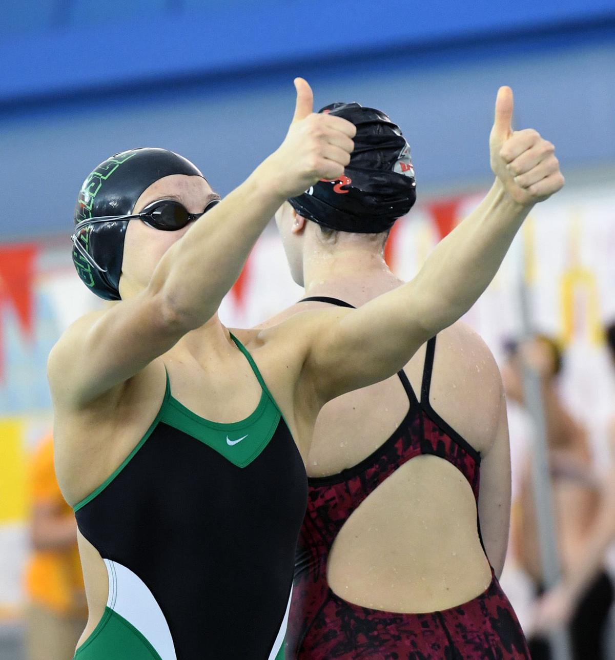 HS Swimming Previews: Carlisle's Meg Tate