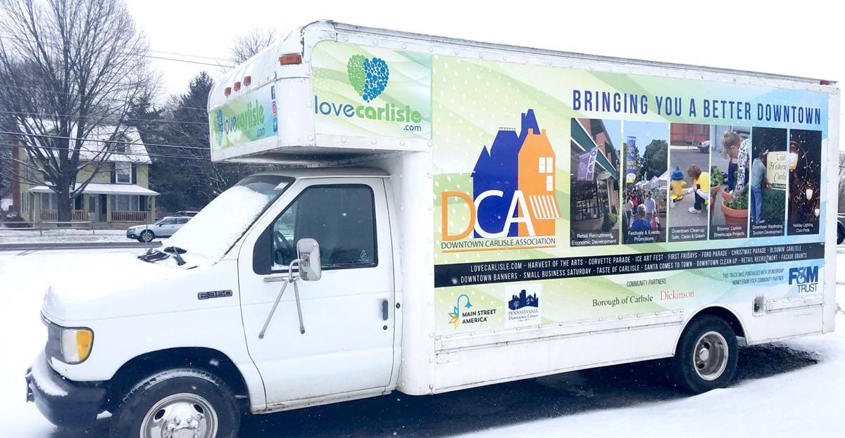 DCA truck