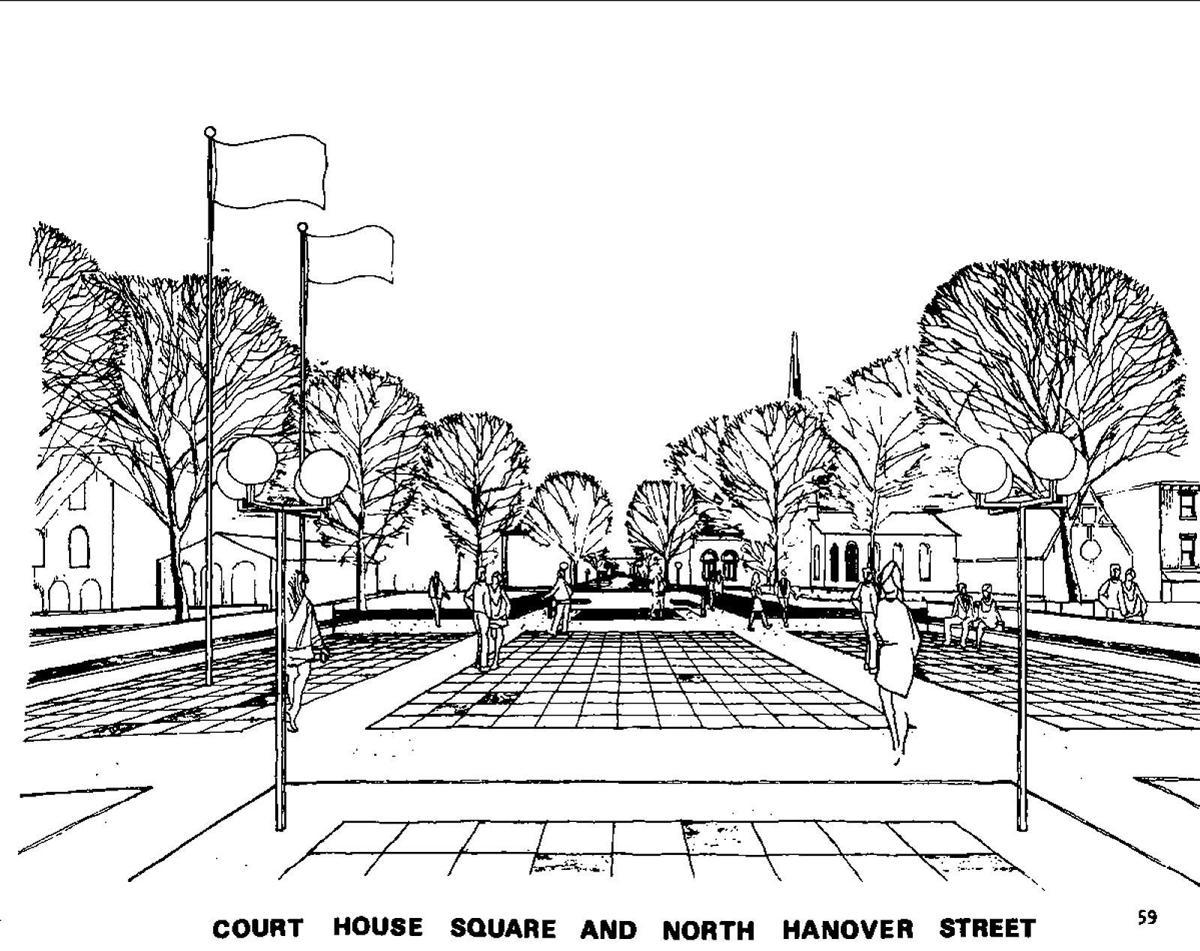 Proposed Square