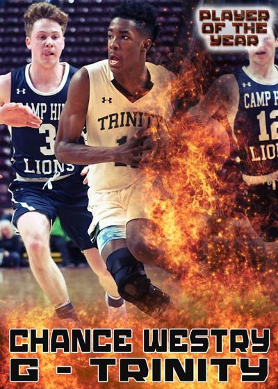 2019-20 All-Sentinel Boys Basketball POTY: Trinity's Chance Westry