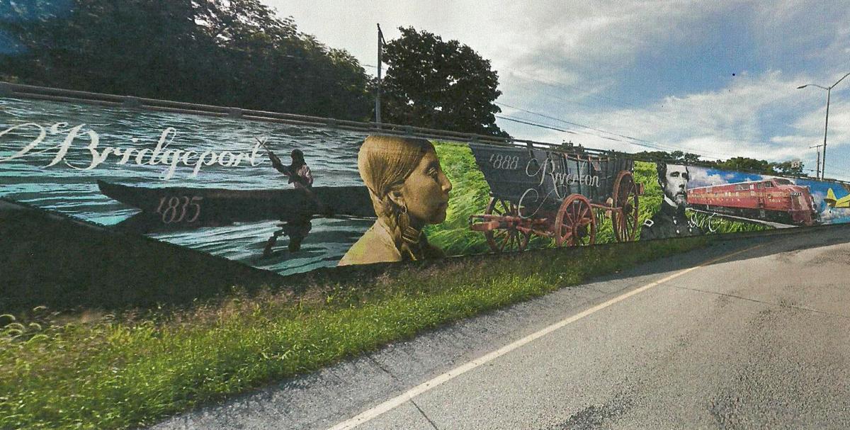 Lemoyne mural