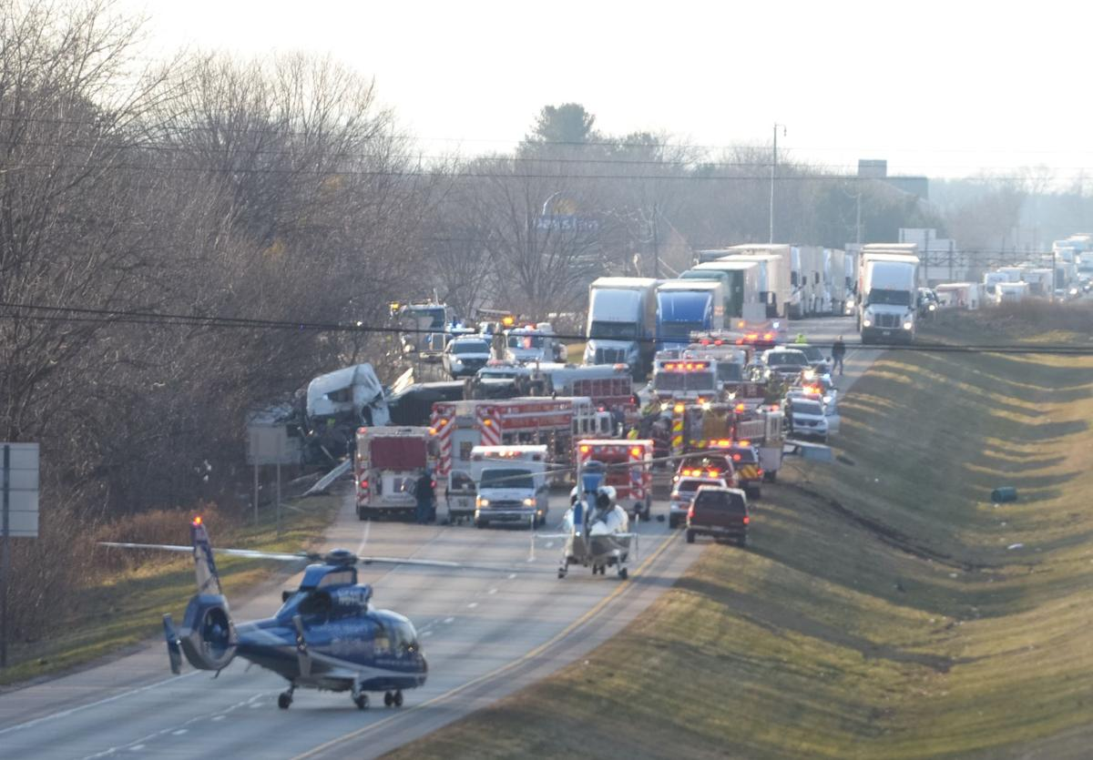 Interstate 81 Reopens More Than 8 Hours After Fatal Crash In