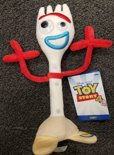 Recall Forky