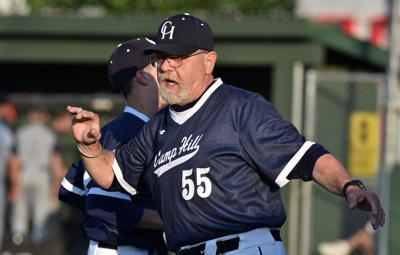 2018 All-Sentinel Baseball Coach of the Year: Mike Acey (copy)