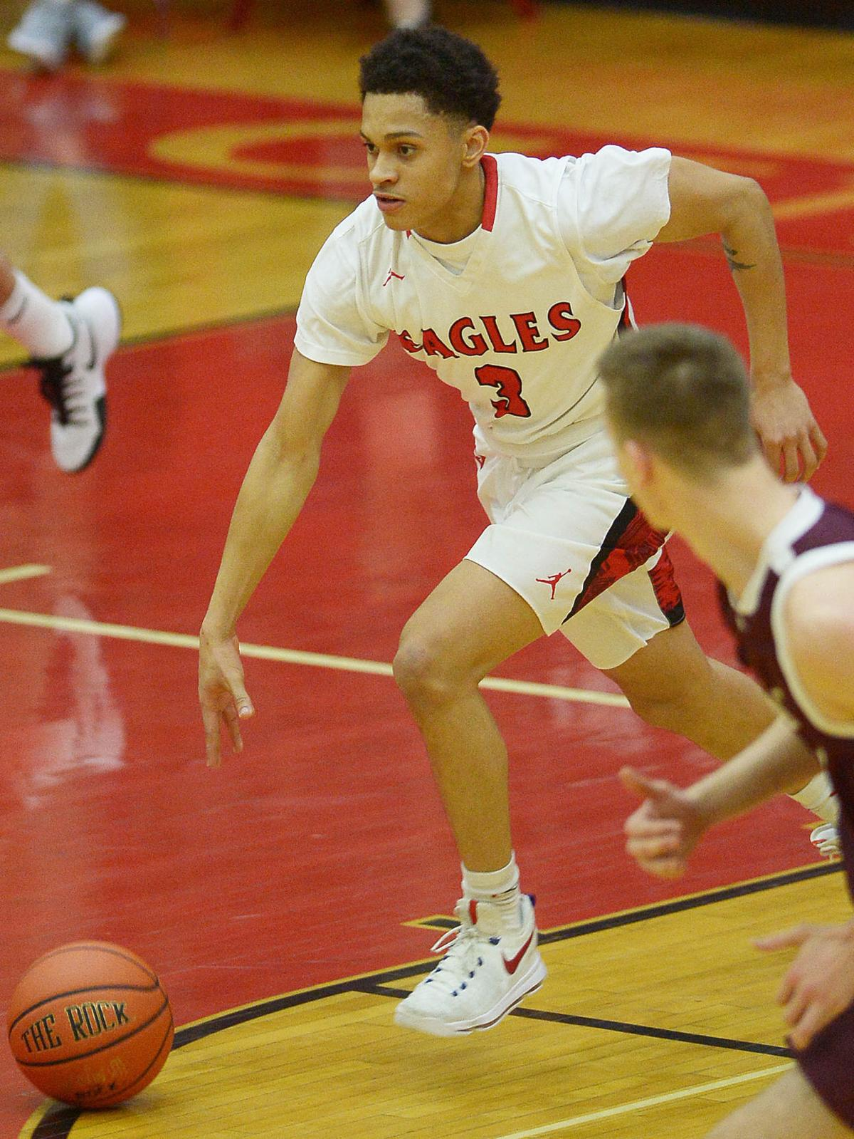 Boys Basketball: State College at Cumberland Valley (copy)