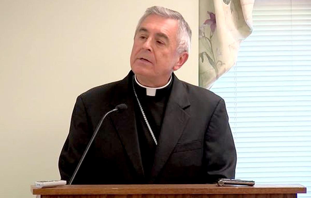 Bishop Ronald Gainer