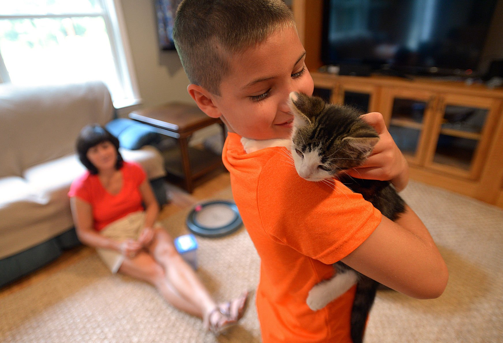 Closer Look Volunteers describe life as foster