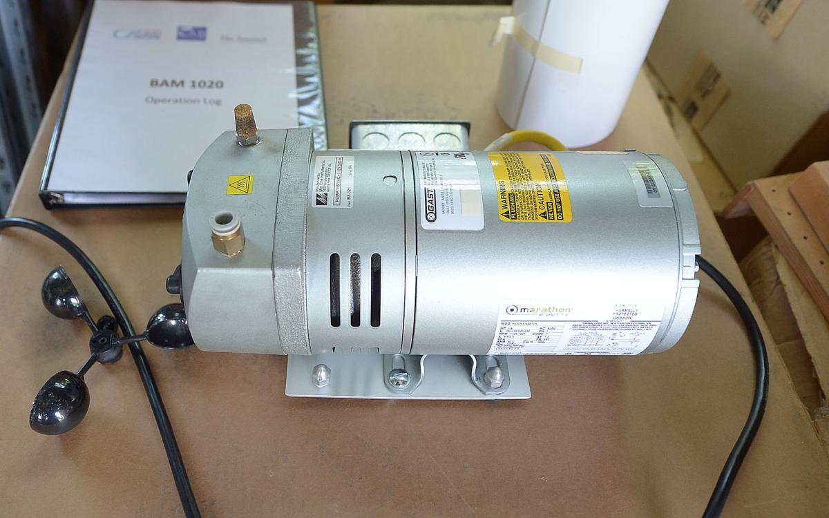 Sentinel Air Quality Monitor