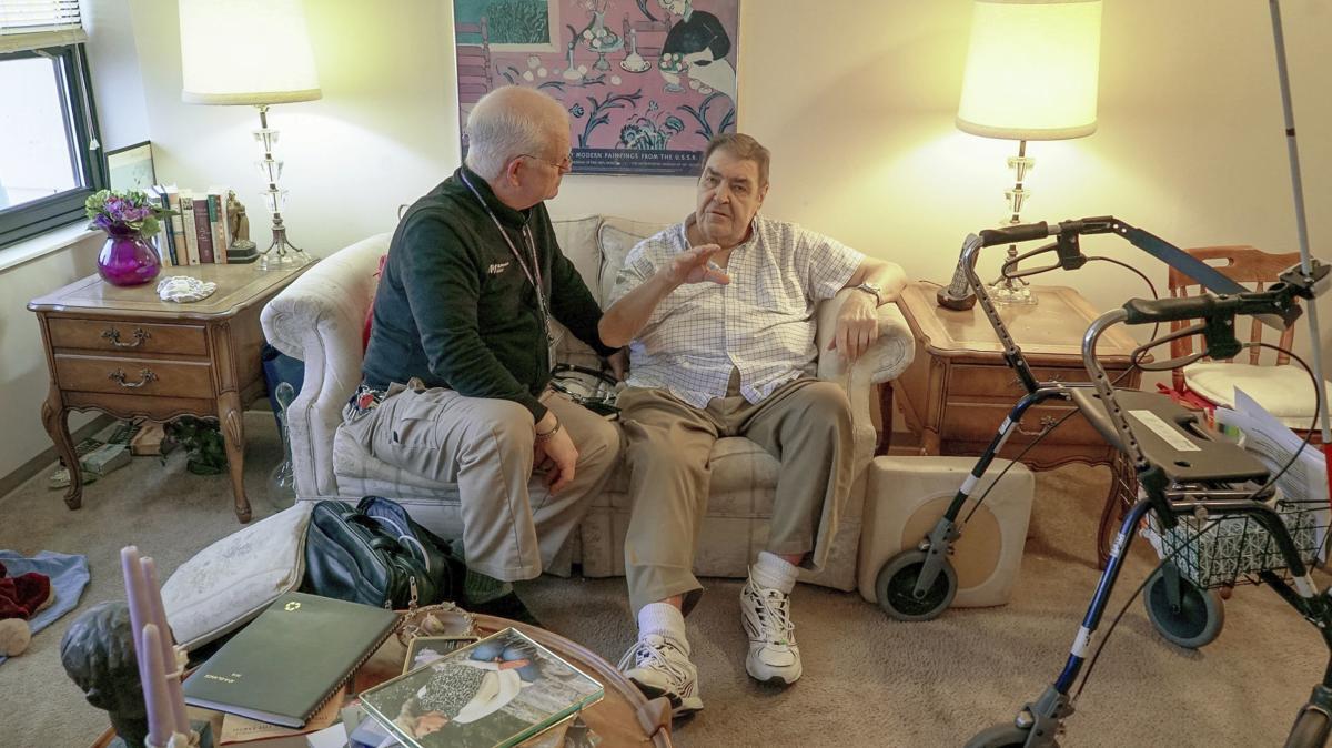 Elderly Patients Jedi Nurses
