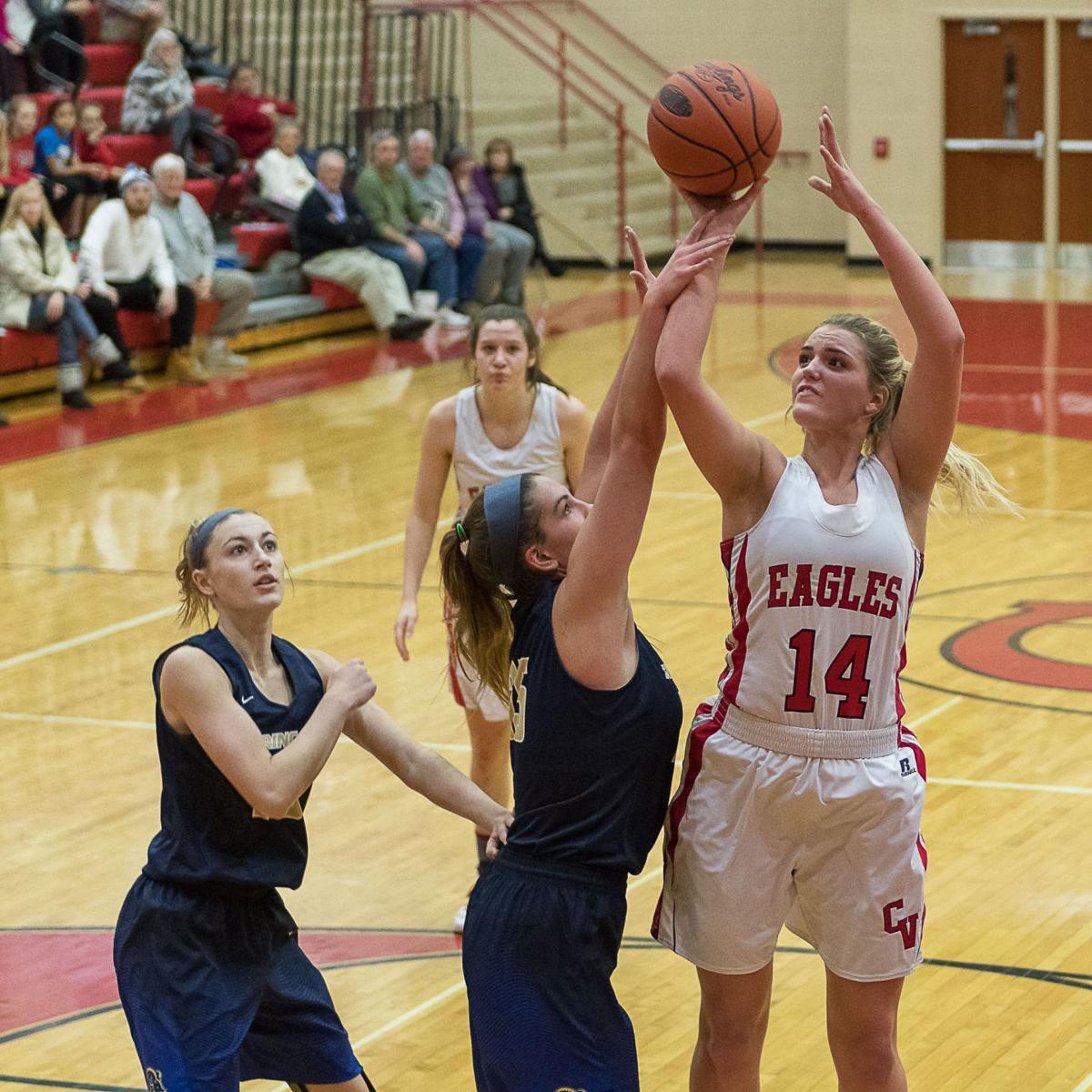 Spring-Ford vs. Cumberland Valley girls basketball (copy)