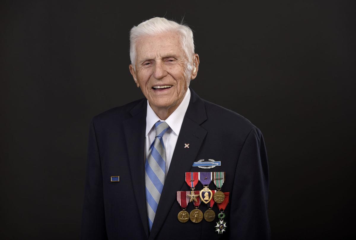 D Day Veterans Return