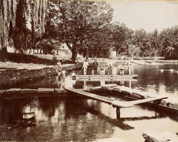 Village Lake