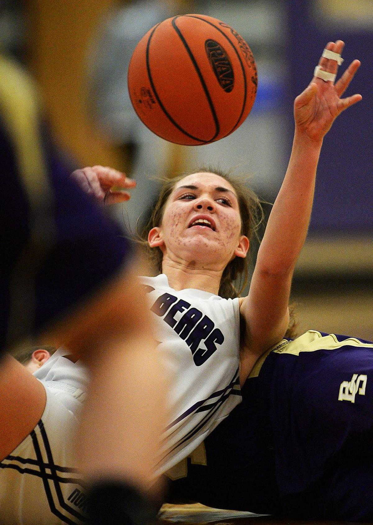 Boiling Springs at Northern Girls Basketball