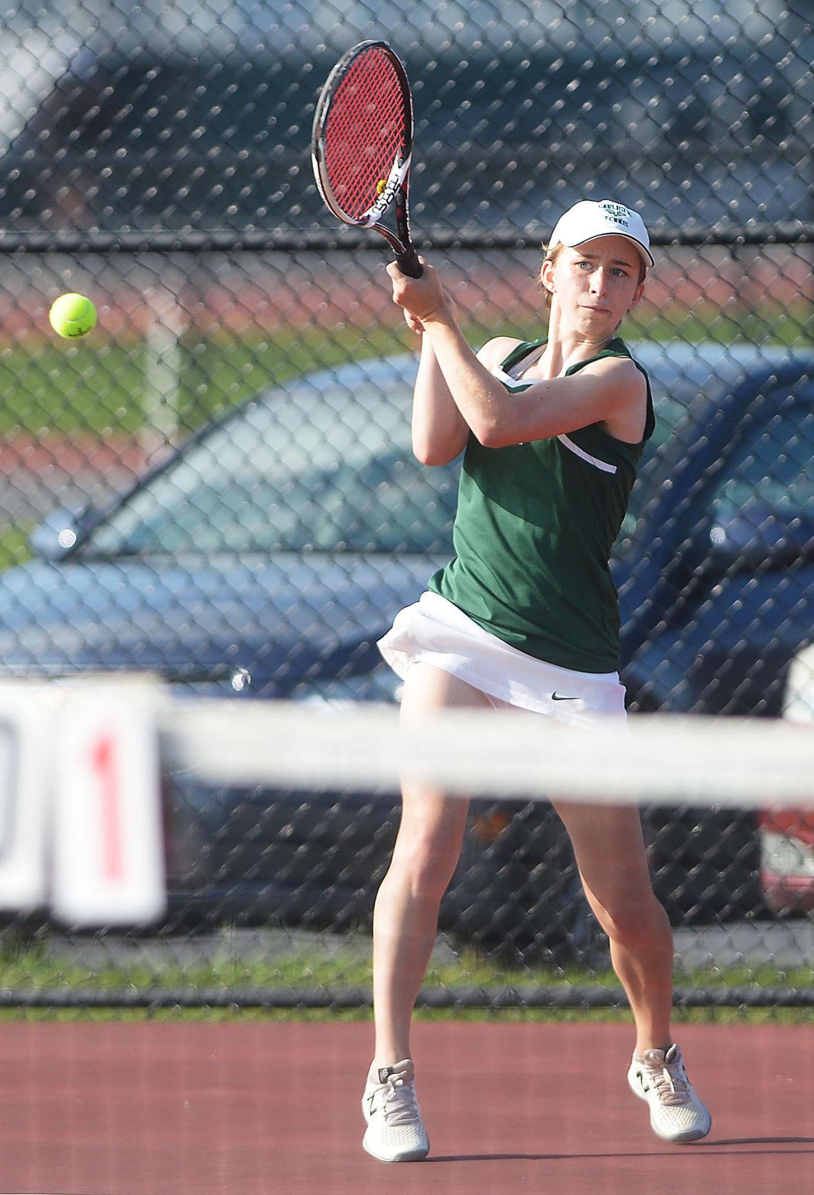 Girls Tennis: Northern at Carlisle (copy)