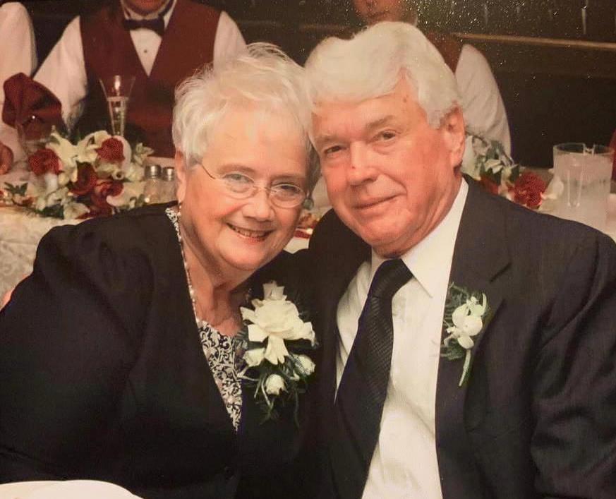 Marshall A. & Jeanette B. Thomas