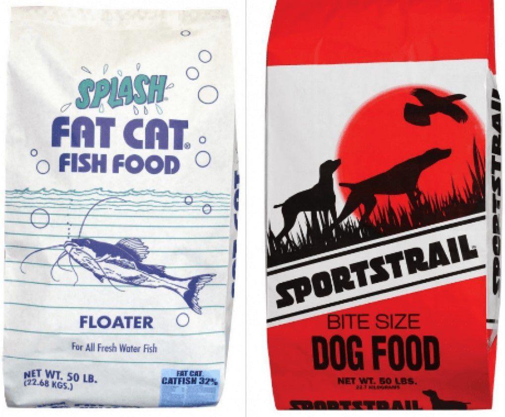 Recall pet food