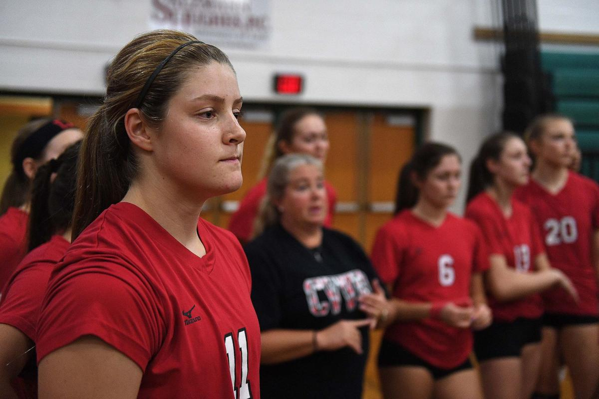 Cumberland Valley Network Of Standouts Benefits Emma Grever And Middle Tennessee State Volleyball Cumberlink Com