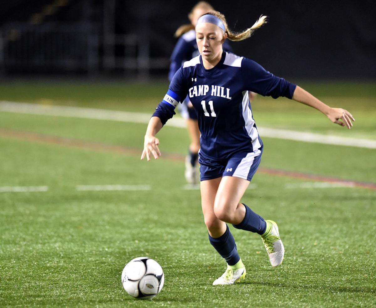 Girls Soccer Fairfield at Camp Hill D3A Championship Nov 1, 2017 (copy)