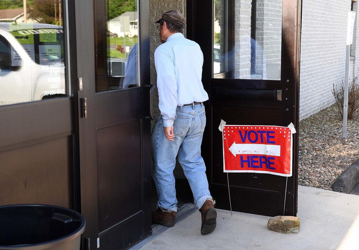 Primaries Voting