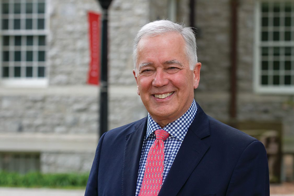 Margee Ensign announces resignation from Dickinson College; Judge John E.  Jones to take over as interim president | The Sentinel: News |  cumberlink.com