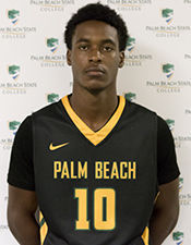 Palm Beach State Basketball: Deshawn Millington