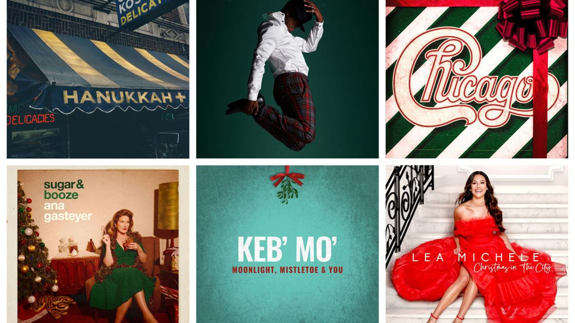 13 new albums to help get you in the holiday mood