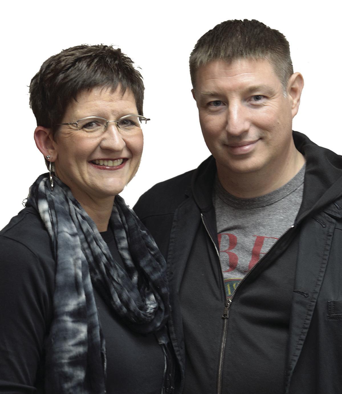 Joseph and Barrie Ann George