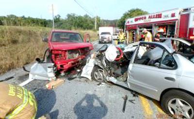 Lisburn Road crash