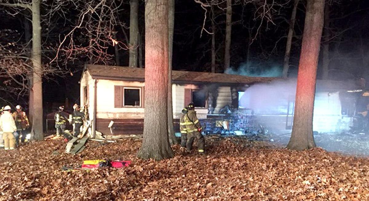 York County house fire