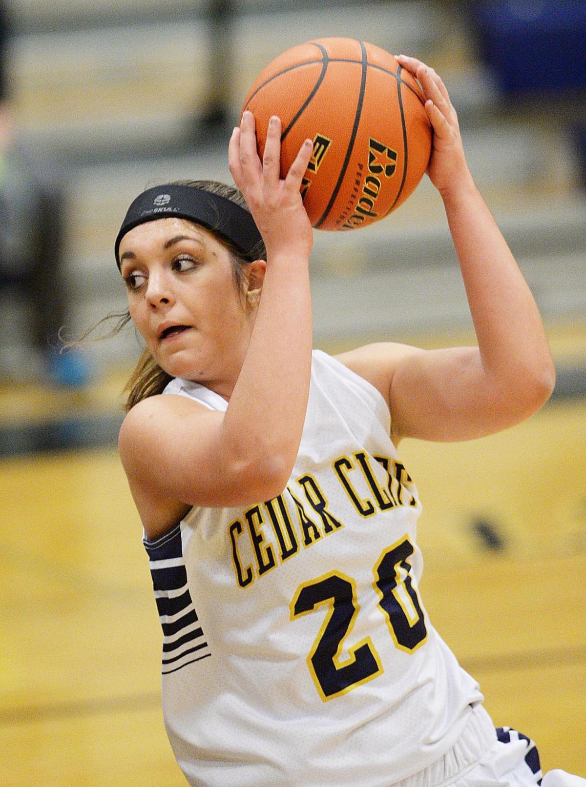 Cedar Cliff vs Mechanicsburg Girls Basketball (copy)