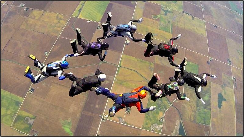 5 Questions: Carlisle skydiver wins national championship