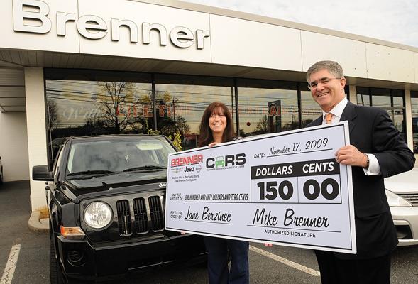 Brenner Chrysler Jeep >> Clunker Customers Receive Dealer Rebate The Sentinel
