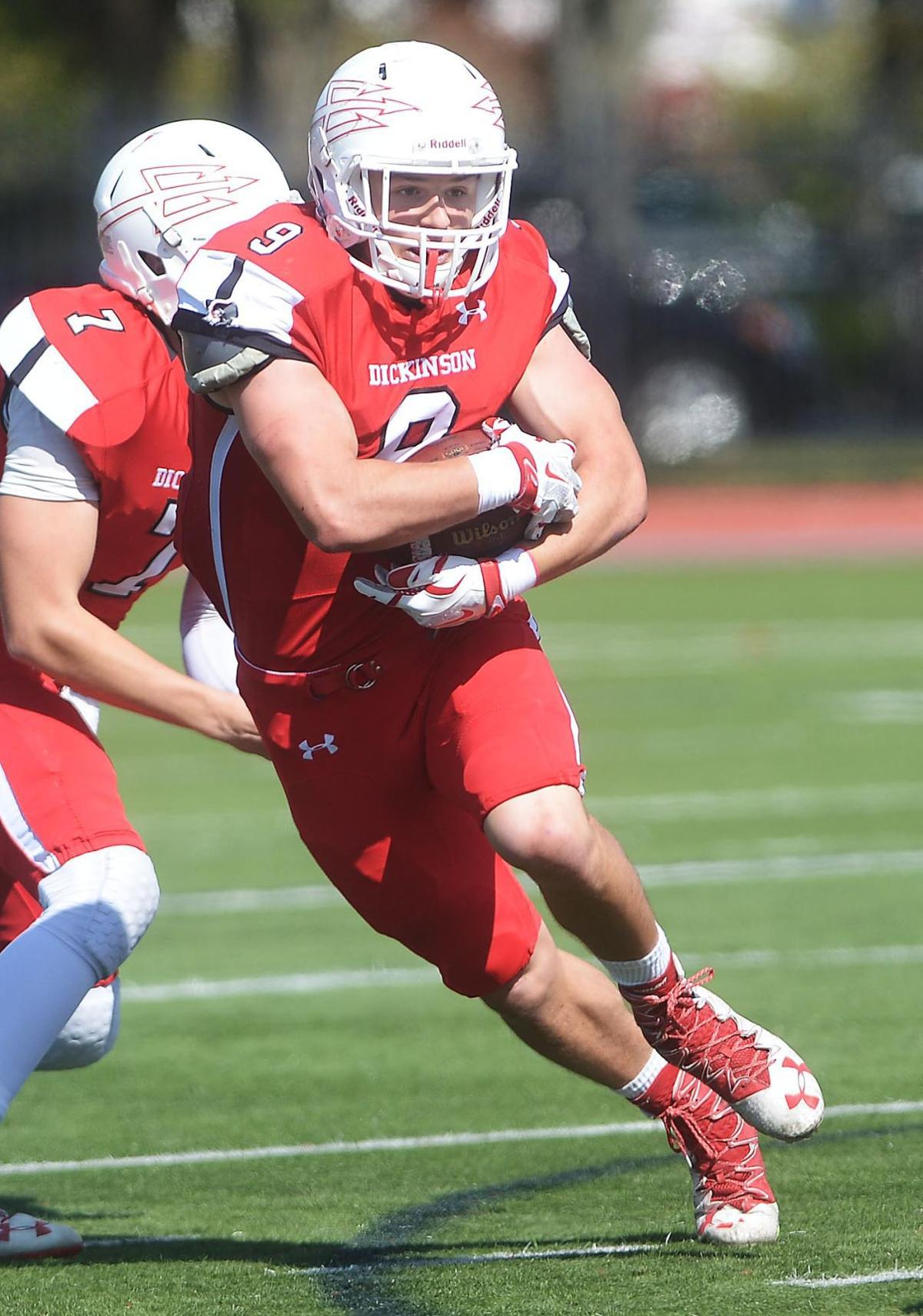 College Football: McDaniel at Dickinson (copy)