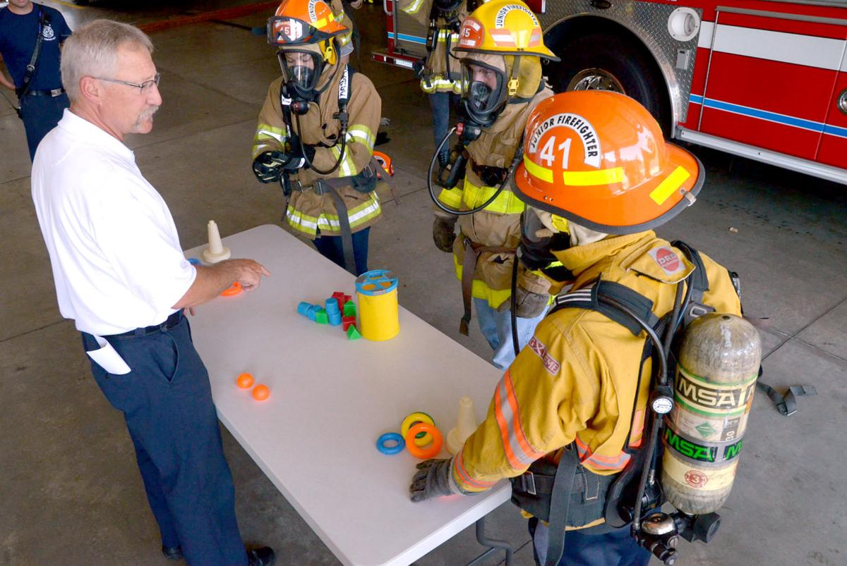 Fire and Rescue training
