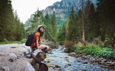 Solo travel isn't necessarily dangerous, and common sense can go a long way.