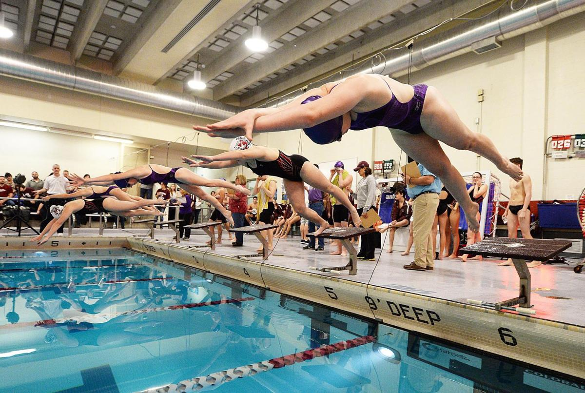 Swimming: Boiling Springs at Mechanicsburg