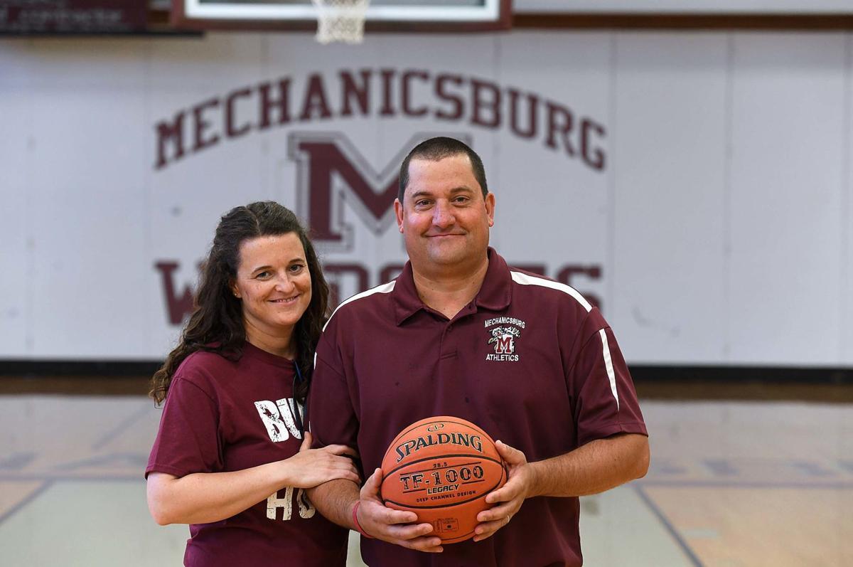 Coach McAllister, Mechanicsburg 3