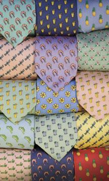 Ties make a comeback: thin is in for Father's Day