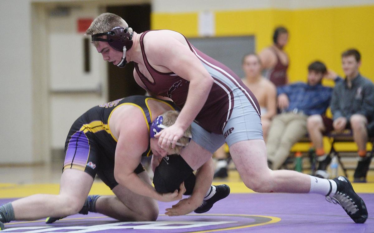 Wrestling: Shippensburg at Boiling Springs (copy) (copy)
