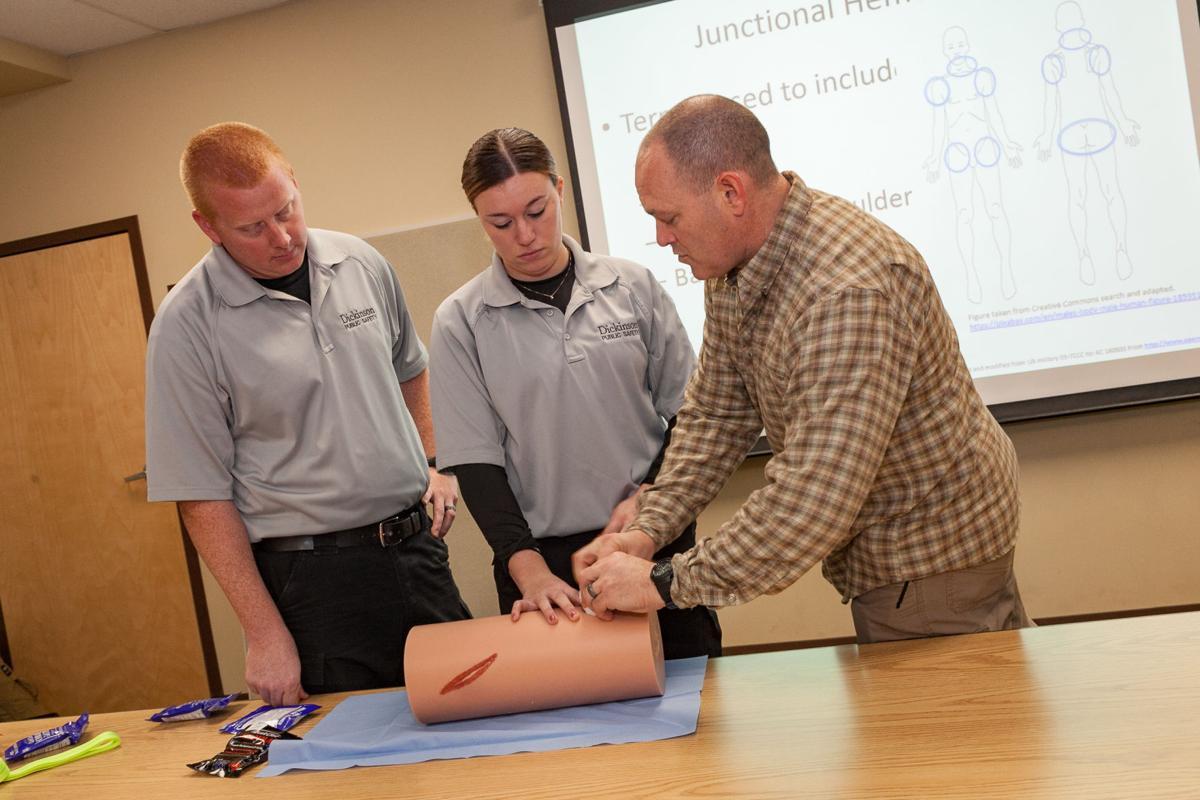 Dickinson College training