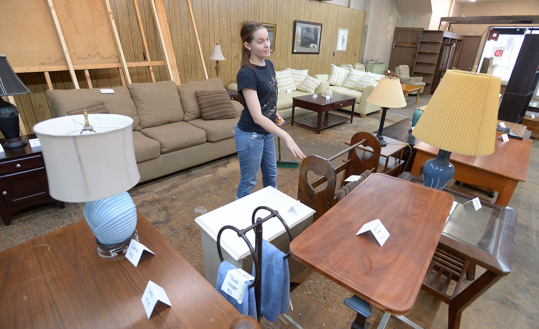 Salvation Army plans first furniture sale Saturday in Carlisle